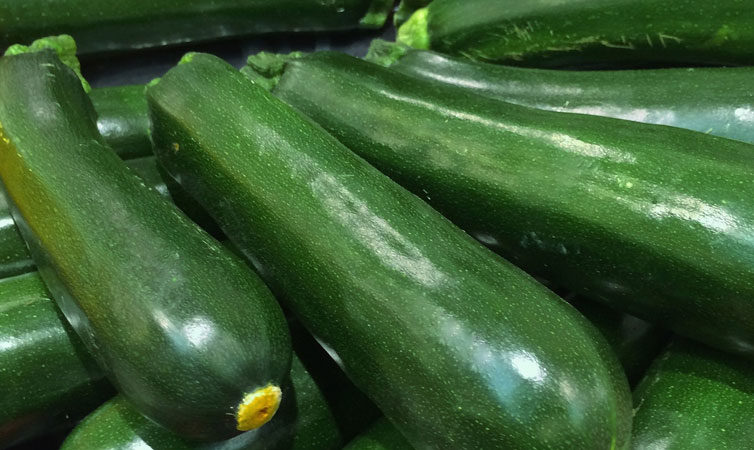Courgettes and Marrows