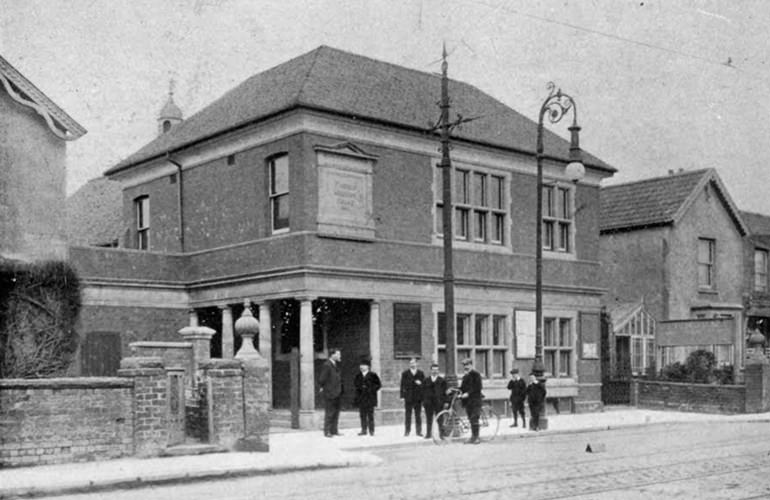 Friends Meeting House, Gloucester Road, Horfield