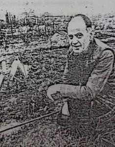 Arthur Clark in Bristol Journal article 1982