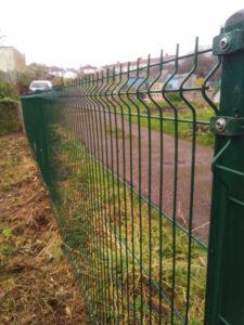 Birchall Road Fence