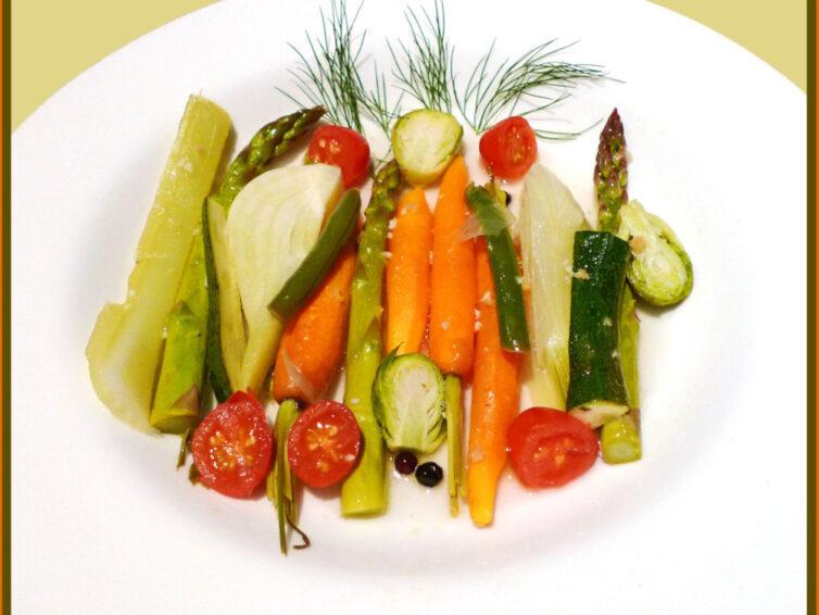 Vegetables à la Grecque
